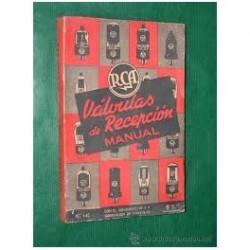 Manual Válvulas recepción RCA